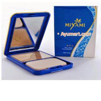 Harga Miyami Two Way Foundation (SPF 15) LIGHT