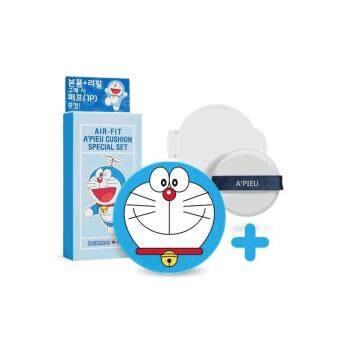 Harga APIUE_Doraemon Air Fit Cushion Special SET_No.21