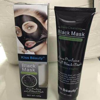 Harga KISS BEAUTY BLACK MASK