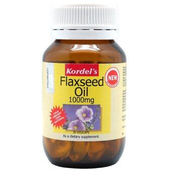 Harga Kordels Flaxseed Oil 1000Mg 30C
