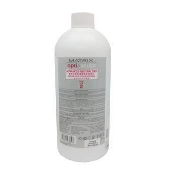 Matrix Opti Sculpt Neutralizer Cream for Rebonding (1000ml)