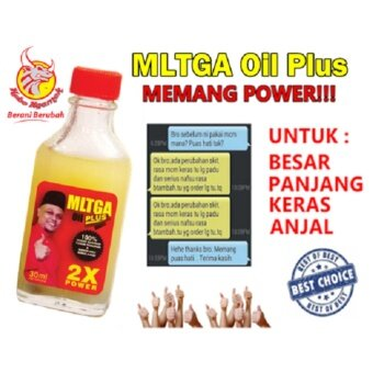 Harga Minyak Lintah Gunung Asli - MLTGA Oil Plus (Authorized Distributor)
