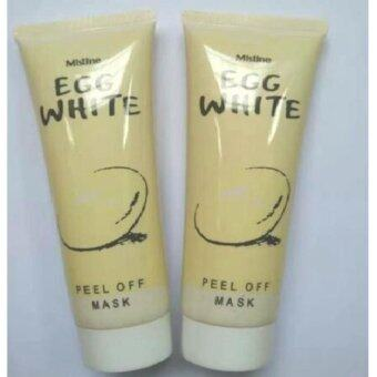 Misline Egg White Peel Off Mask