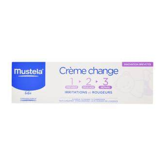 Mustela Vitamin Barrier Cream (France version) 100ml