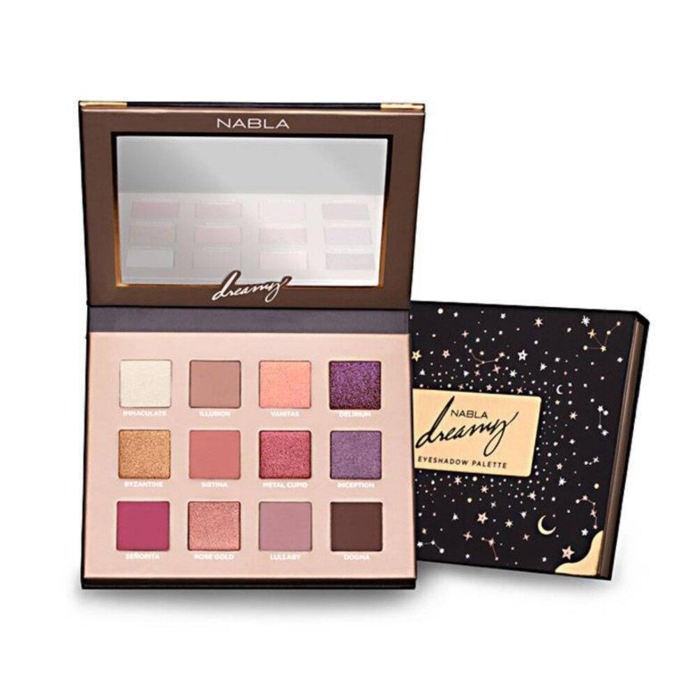Nabla Dreamy Eyeshadow Palette Hot Selling