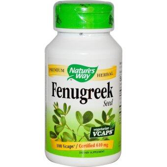 Harga Nature's Way, Fenugreek Seed, 100 Vcaps