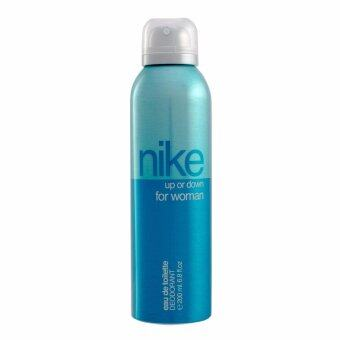 Nike Perfume EDT Deodorant 200 ML (Up or Down) Woman