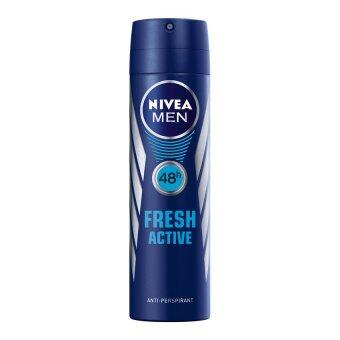 Harga Nivea Men Fresh Spray 150ml