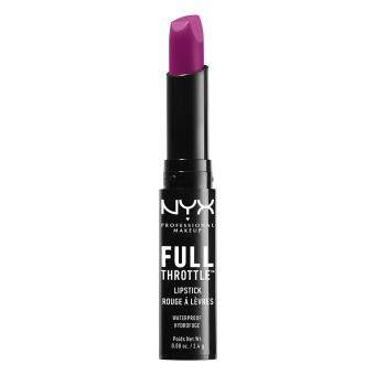 Harga NYX PROFESSIONAL MAKEUP Full Throttle Lipstick - Trickster