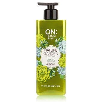 On the Body Nature Garden Perfume Shower Body Wash 900g