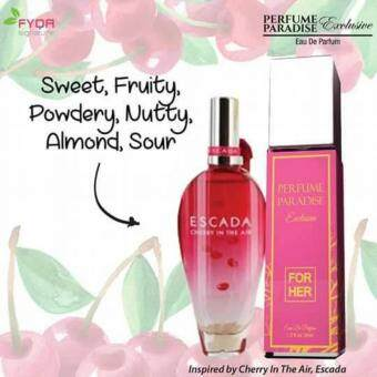 Harga Perfume Paradise Exclusive - Cherry In The Air Inspired