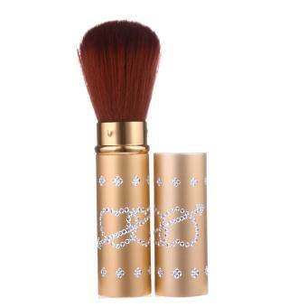 Portable Makeup Blush Brush Retractable Cosmetic Powder Foundation Brush