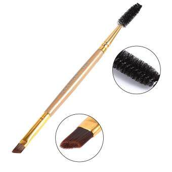 Professional Nylon Double-end Eyebrow Brush Makeup Tool (Double-end Eyebrow Brush)