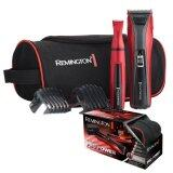 Remington HC5356 Corded/Cordless Hair Clipper Gift Set