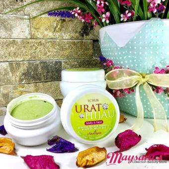 Harga Scrub Urat Hijau ~ For Body & Face Scrub by Nina Empire