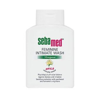 Sebamed Feminine Intimate Wash (Menopause) pH6.8 200ml