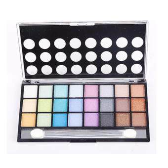 Harga Sinma Meis 24 Colour Eyeshadow Make Up Cosmetics Palette