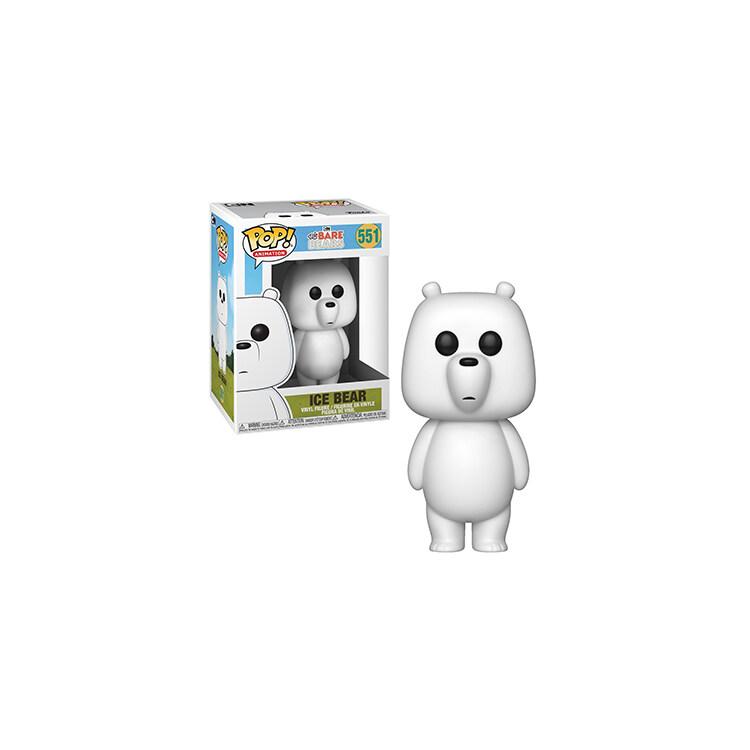 Funko POP! Animation We Bare Bears Toys For Kids - Ice Bear
