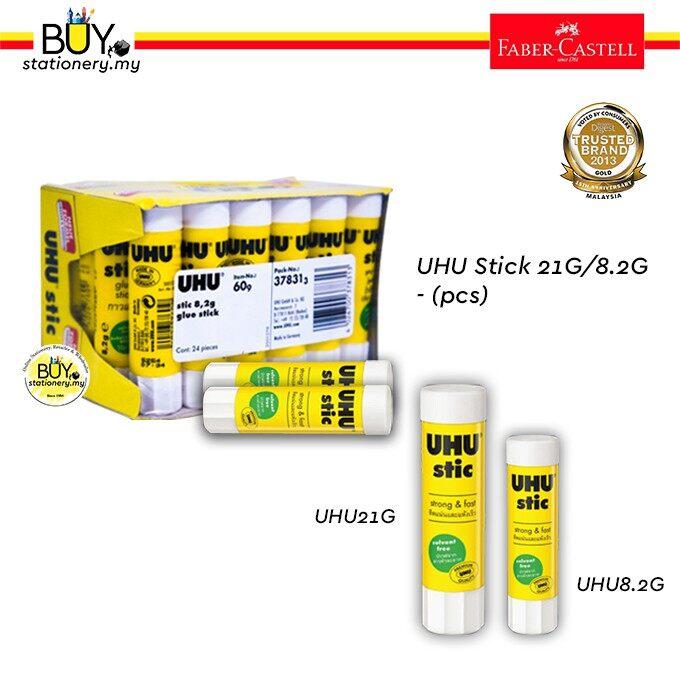 UHU Glue Stick- 21G & 8.2G (pcs)