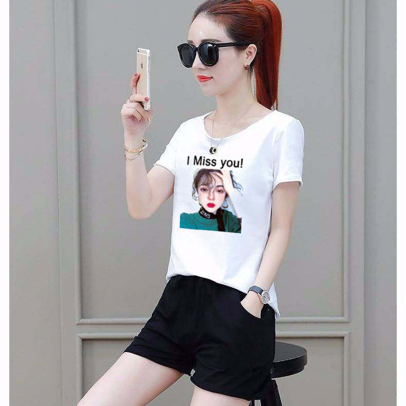 (Pre Order ETA 15/5) JYS Fashion Korean Style Women Sport Wear Set Collection 540 - 4445 Design 3