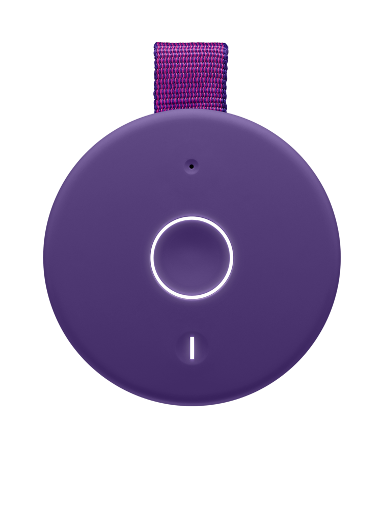 Ultimate Ears UE MEGABOOM 3 Portable Waterproof Wireless Bluetooth Speaker (Lagoon Blue/Night Black/Sunset Red/Ultraviolet Purple)