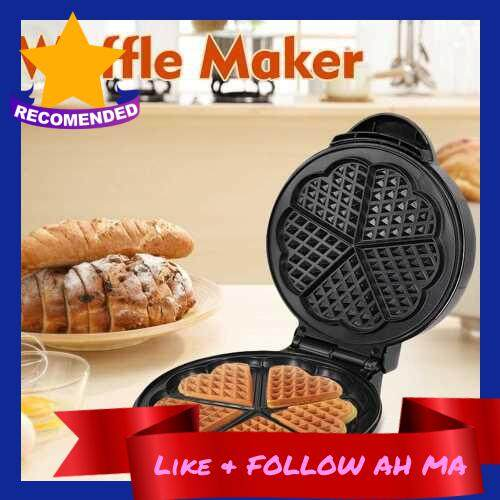Best Selling Mini Waffle Maker Waffle Machine for Individual Waffles, Paninis, Hash browns, & other on the go Breakfast, Lunch or Snacks (Standard)