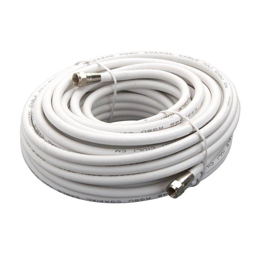 Cable RG6 Coaxial with Connector