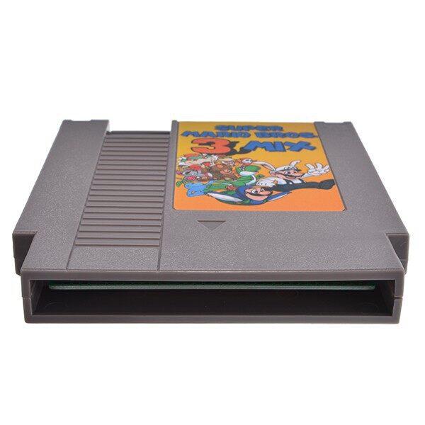 Cool Gadgets - Super Mario Bros. 3 Mix 72 Pin 8 Bit Game Card Cartridge for NES Nintendodb - Mobile & Accessories