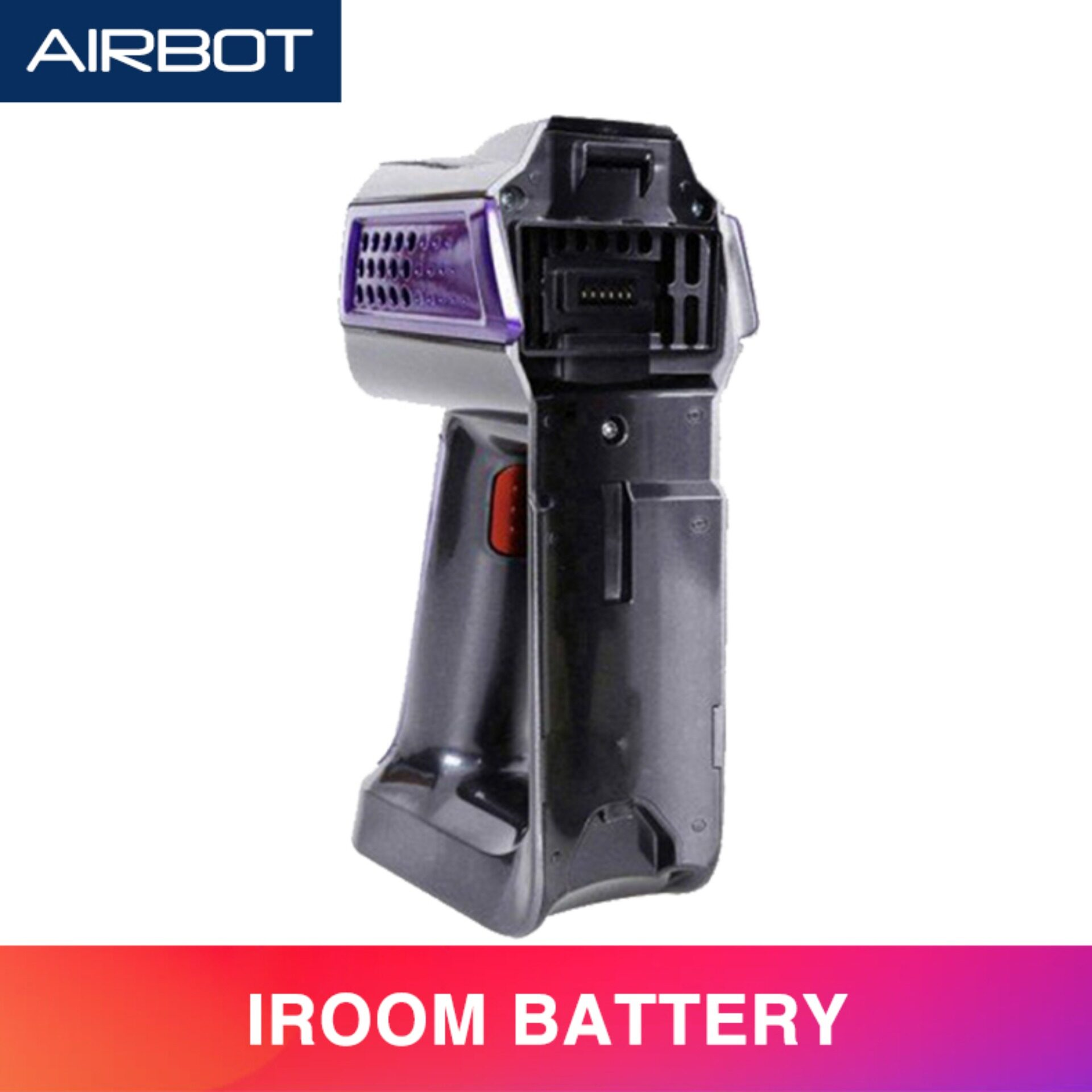 Airbot iRoom Cordless Handheld Vacuum Cleaner Replacement Spare Part Battery