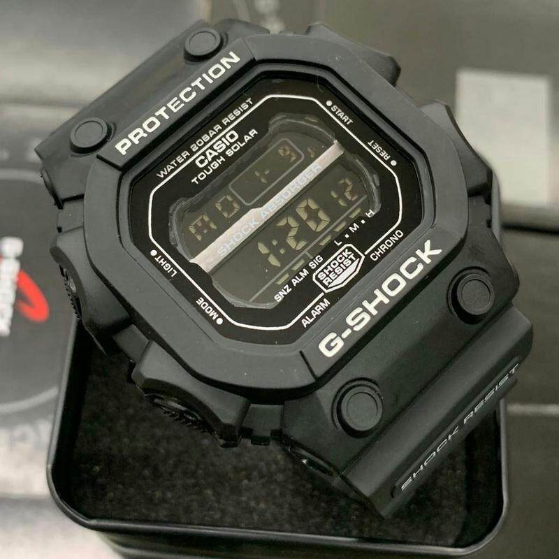 New Fashion_Casio_G-Shock_King_Digital Time Display Design Shock Resistant 100m Water Resistant Ready Stock