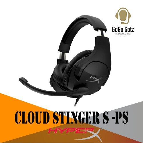 {HHSS1S-AA-BK/G}{Ship Out Within 24 Hours} HyperX Cloud Stinger S Gaming Headset - PC