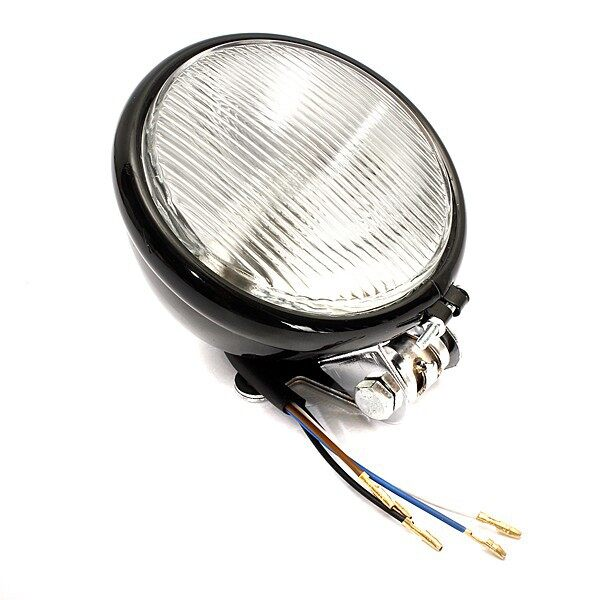 Moto Accessories - Motorcycle Bike Head Light For Honda Suzuki - Motorcycles, Parts