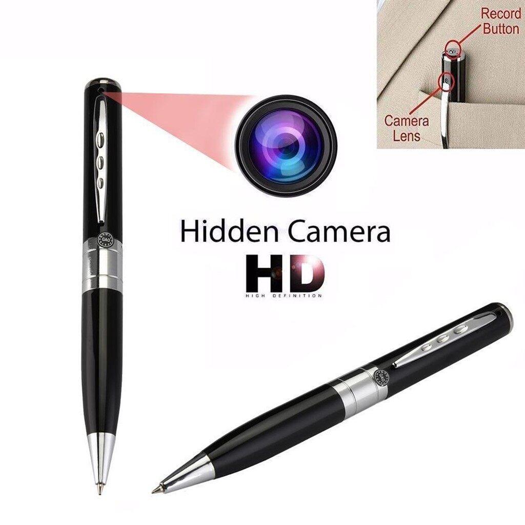 Security Cameras & Systems - 32GB SPY Pen Hidden HD Cam Camera Video USB DVR DV Redorder Camcorder SpyCam - Drones