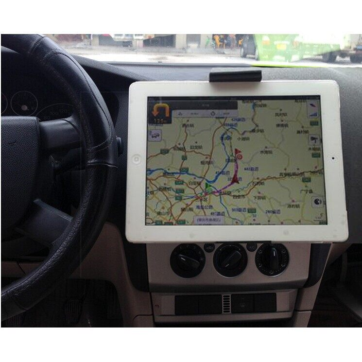 Cool Gadgets - 10\'\' Universal Car CD Slot Mount Holder For iPad 2 3 4 Air 2 Galaxy Tab 3 4 - Mobile & Accessories