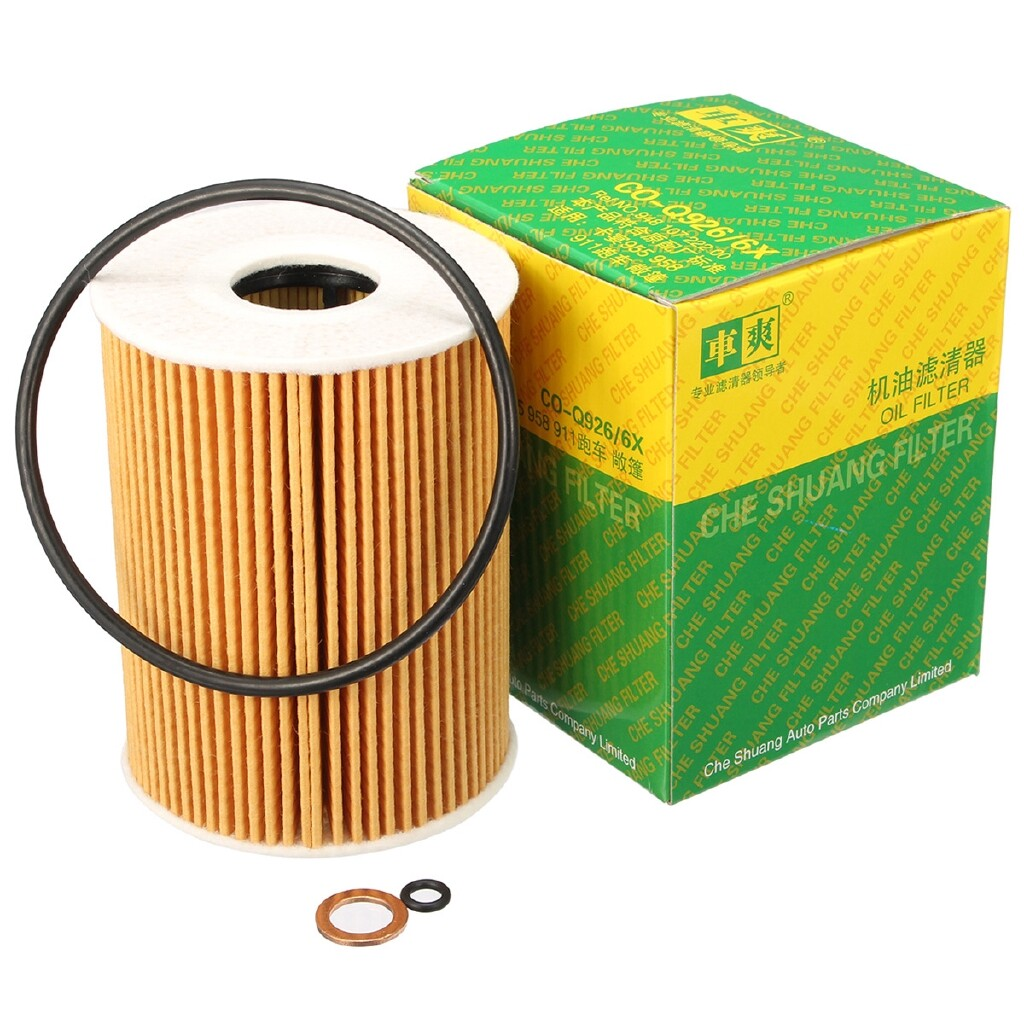 Automotive Tools & Equipment - OEM Mahle Engine Oil Filter Fr Porsche 911(997), Cayenne V8,Panamera 94810722200 - Car Replacement Parts