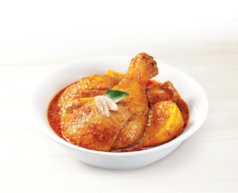 Heng's Nyonya Chicken Curry Sauce 200g