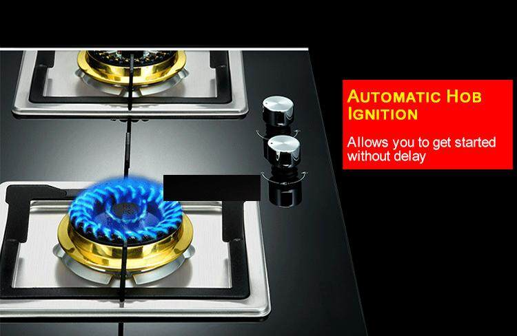Hob GOLDEN HOB Kitchen Gas Hob Gas Stove Gas Cooker  GH02B