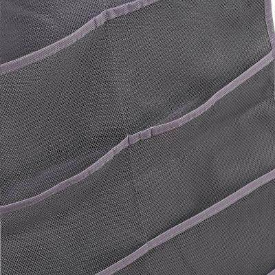 Household Double-sided Hanging Storage Bag (GRAY)