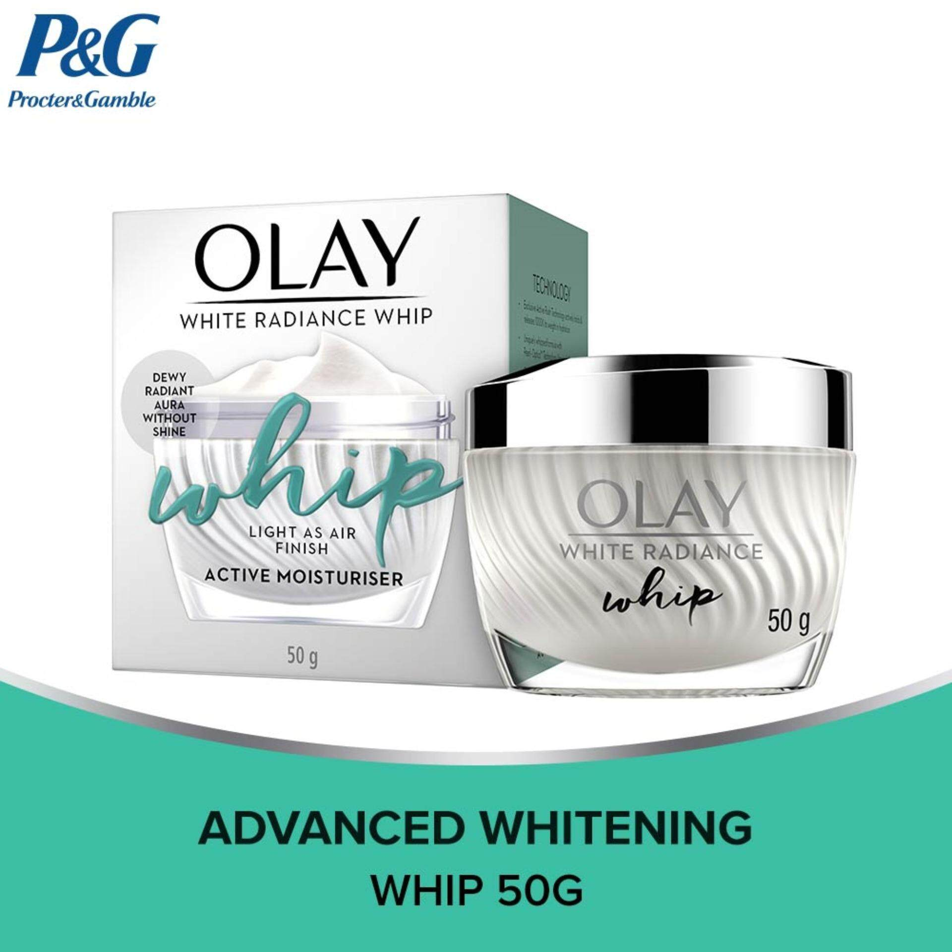 Olay White Radiance Whip 50g