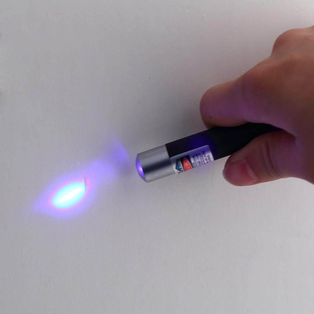 School & Office - Blue/Violet Laser Pointer Pen Beam Light 5mw 405nm Lazer - Stationery