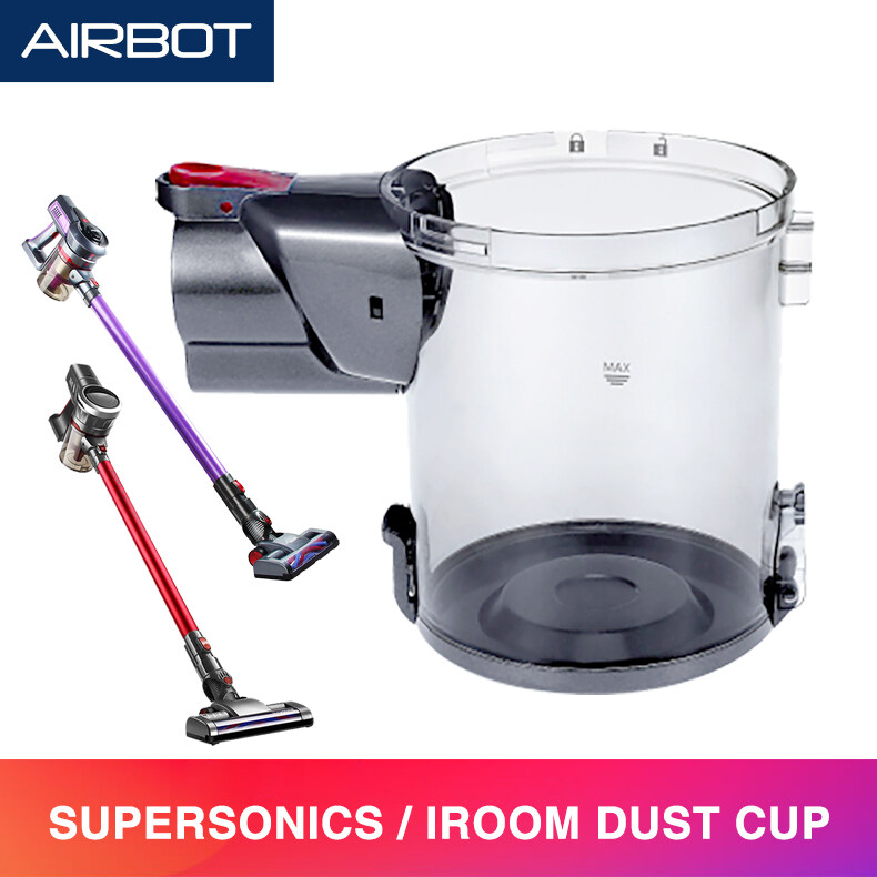 Airbot Supersonics iRoom Spare Part Dust Cup