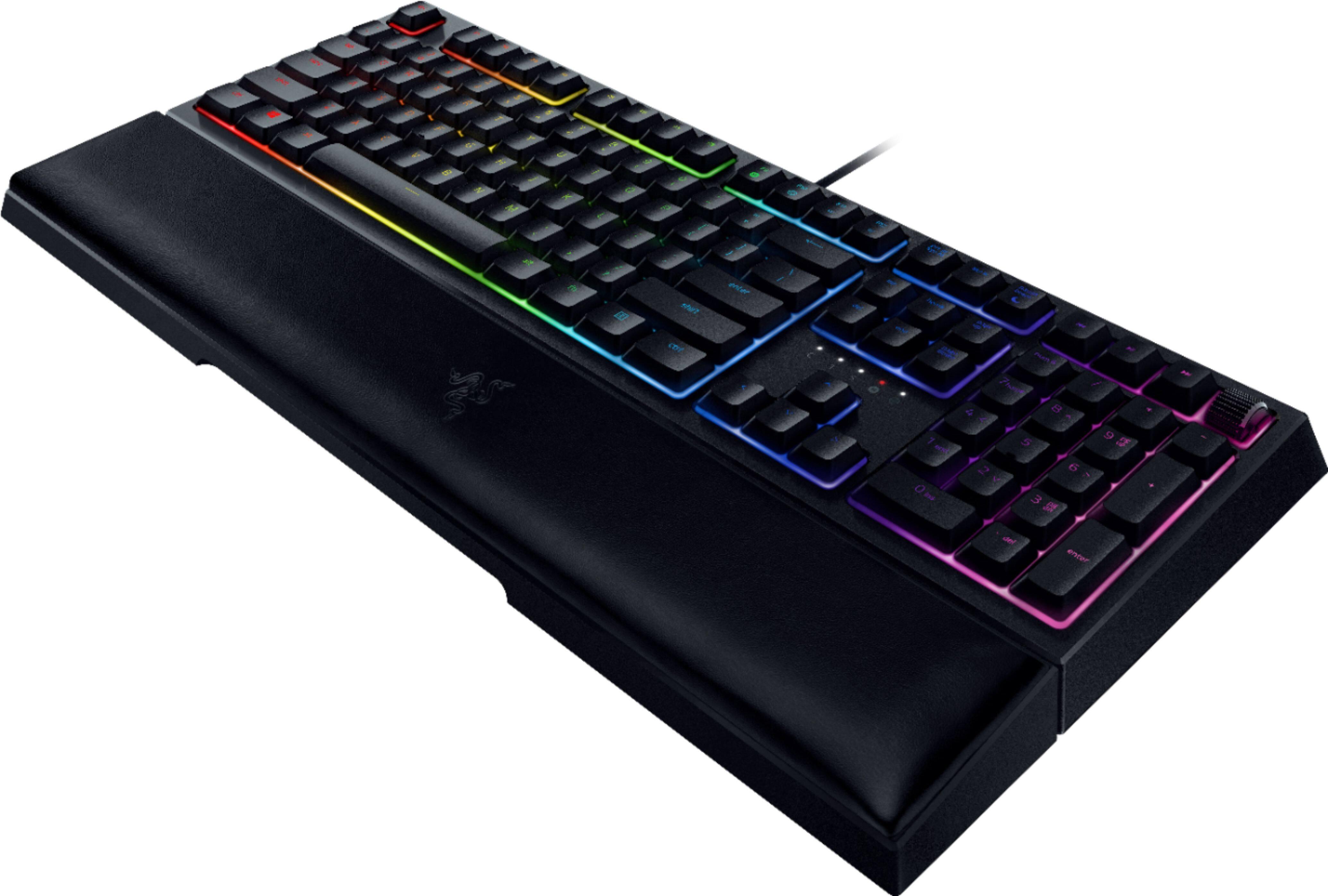 Razer (RZ03-03380100-R3M1) Gaming Keyboard Ornata v2 Wired Usb Connetion with Rgb