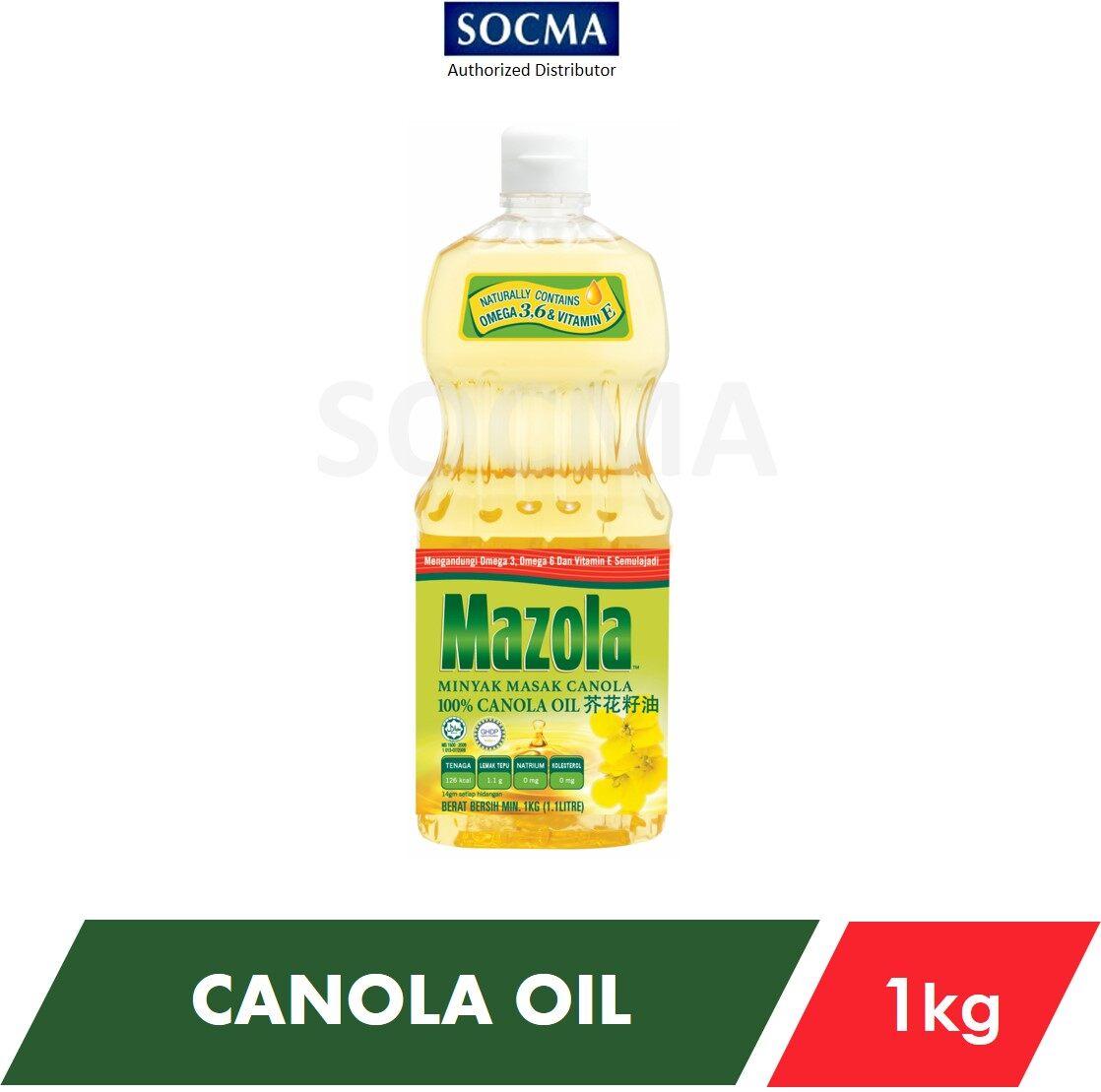 Mazola Canola Oil 1kg [1]