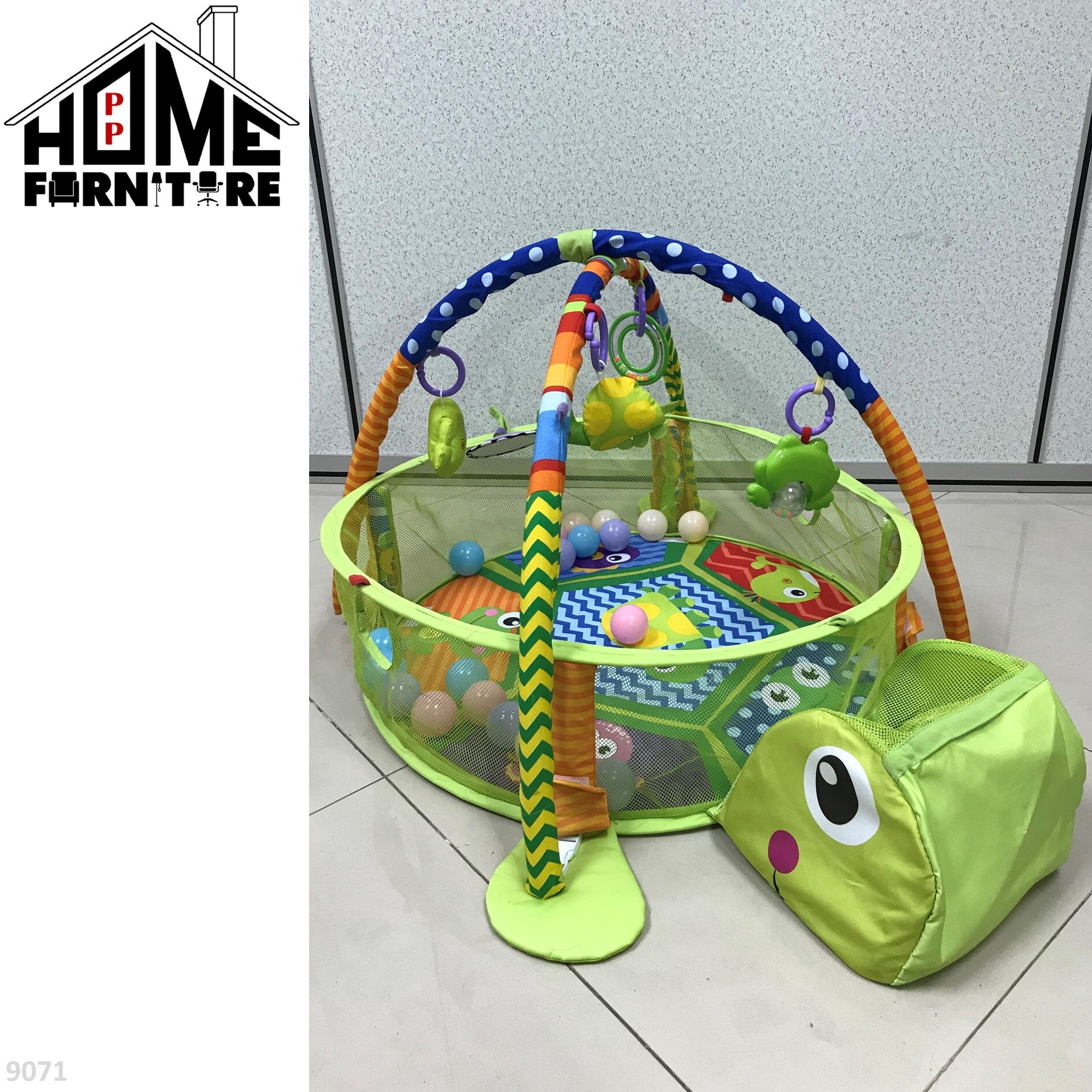 PP BABY Baby crawling mat/play mat/baby fence/baby playground/baby activity gym/婴儿床/婴儿乐园/婴儿圈 PP HOME Kids furniture/Infant play toys/ Baby toys/ Mainan baby婴儿小孩玩具