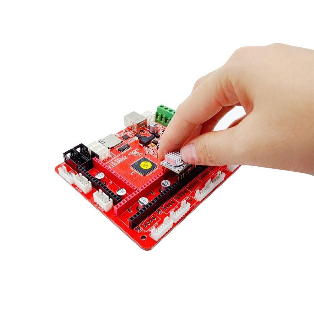 Printers & Projectors - ZONESTAR ZRIB Controller Board Motherboard Mainboard Adopt ATMEGA 2560 MCU Compatible for RAMPS 1.4 - #
