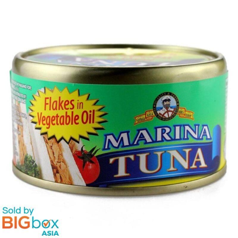 Marina Tuna Flakes 185g - Vegetable Oil