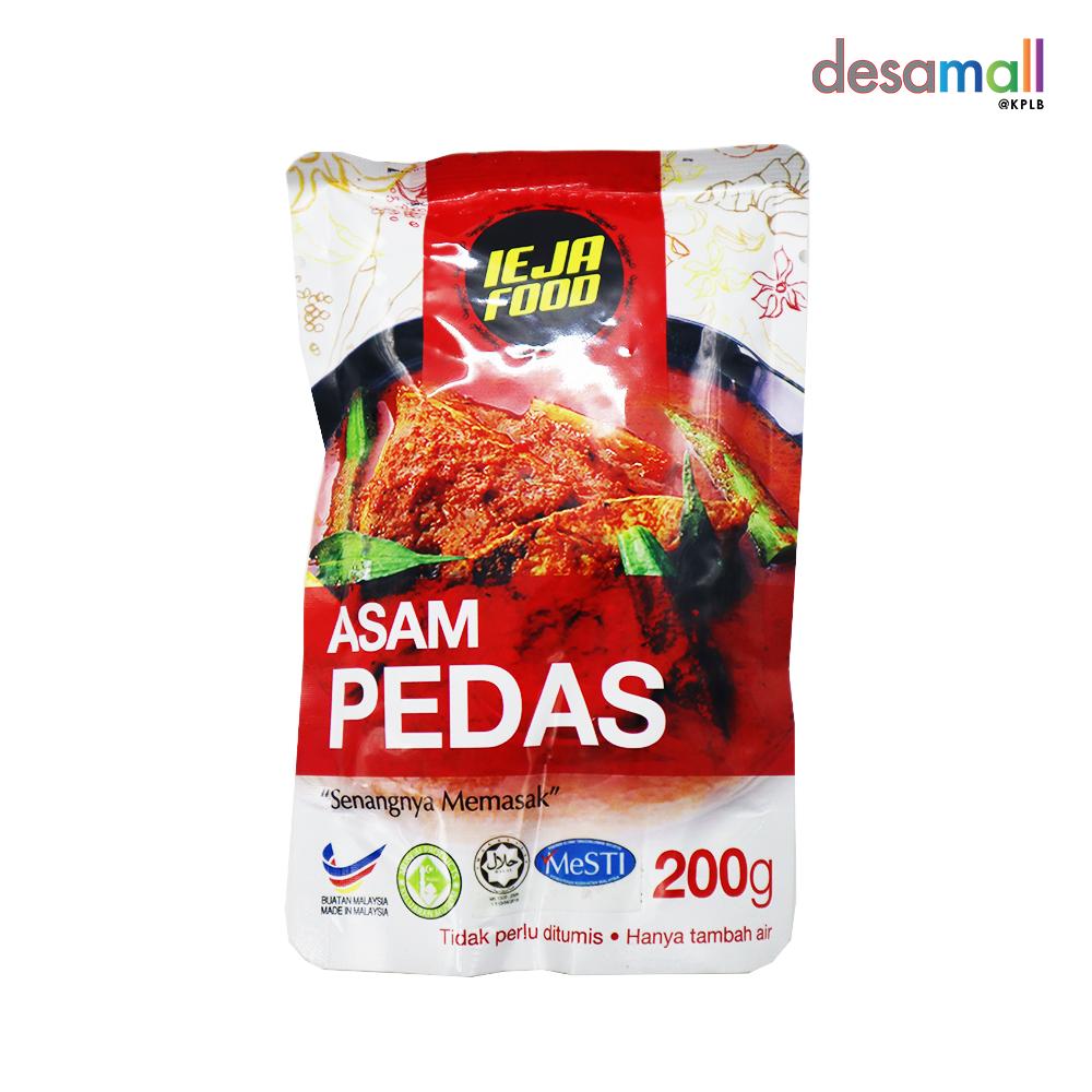 IEJA FOOD Asam Pedas ( 200g )