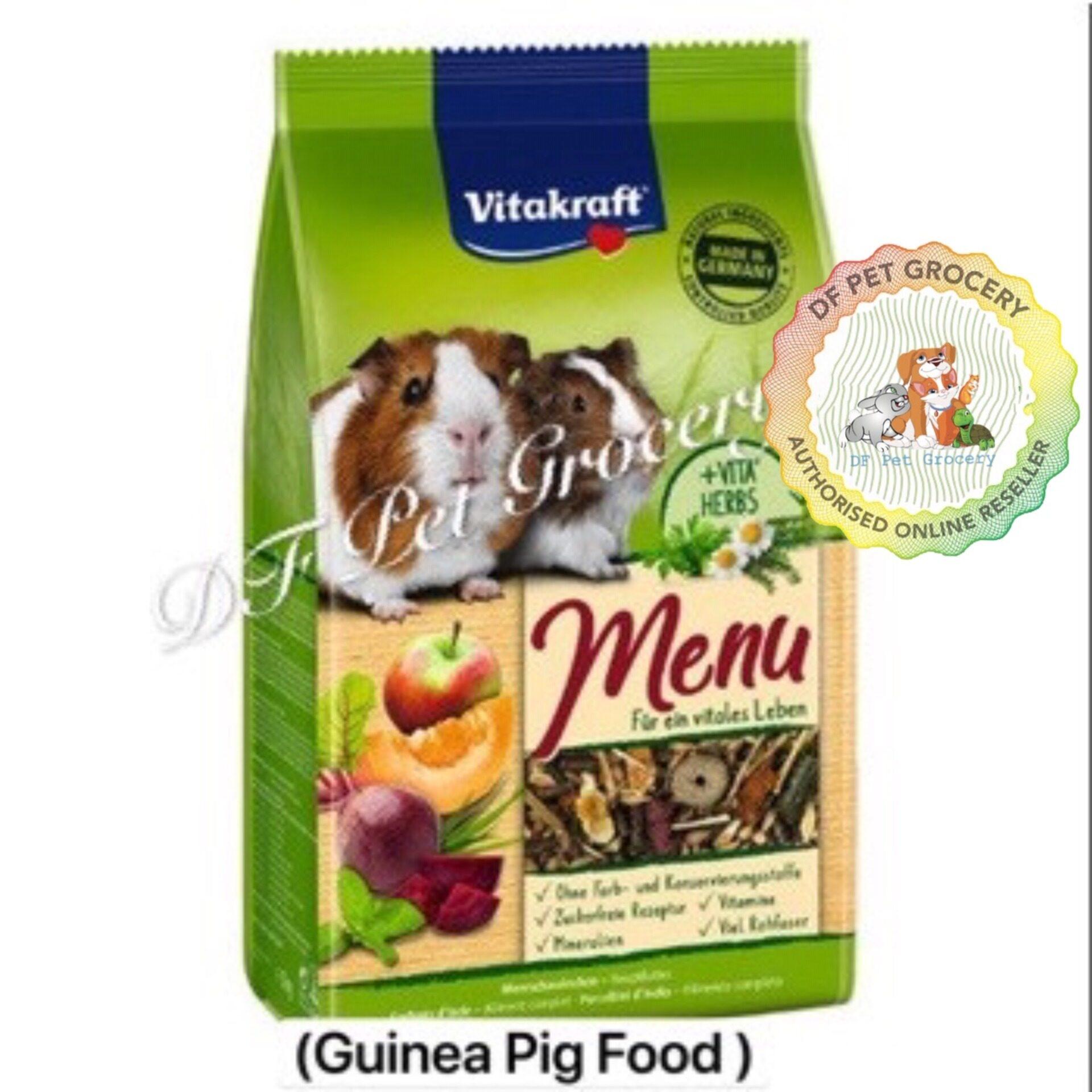 Vitakraft Menu Guinea Pig Food 1kg - Vitakraft Guinea Pig Food