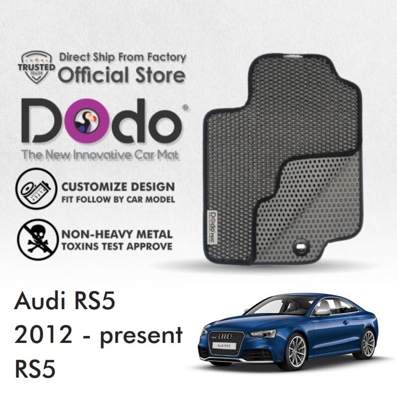 Dodo® Car Mat / Audi RS5 / 2012 - present / RS5
