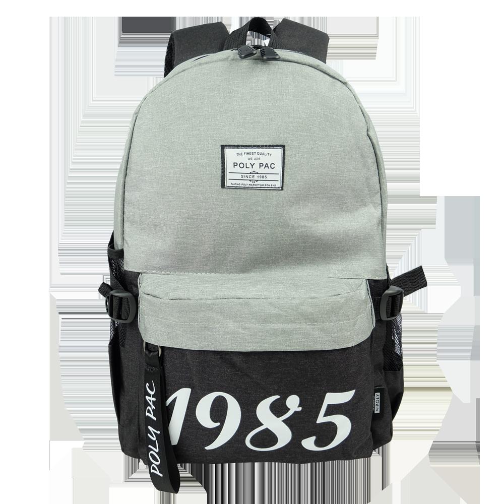 Poly Pac PB1953 18inch Stylish Korean Casual Backpack School Bag